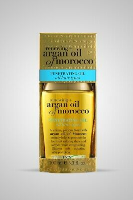 OGX Renewing + Argan Oil of Morocco Penetrating Oil for All Hair Types ~ 100 ml