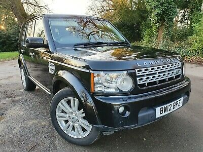 12 Land Rover Discovery 4 3.0 Sdv6 Xs - 98K Mls, 2 F/Ownrs, Reverse Cam, Lovely!