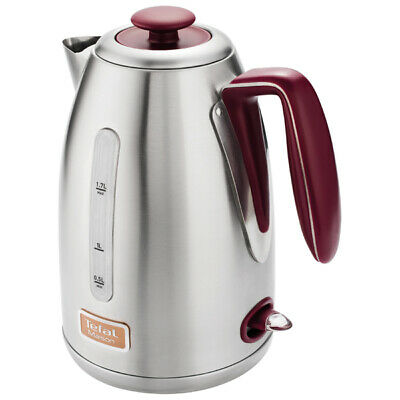 Tefal Maison 1.7L  pomegranate red kettle