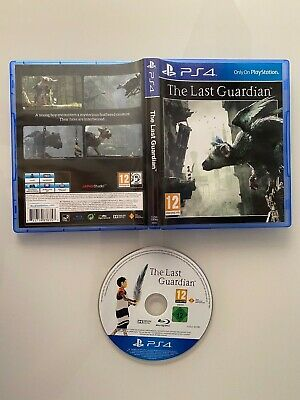The Last Guardian Game for PlayStation 4 FAST DISPATCH PAL PS4