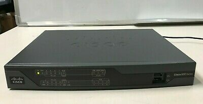 Cisco CISCO891-K9 Security Integrated Router 890 Series