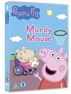 Peppa Pig: Mandy Mouse [DVD]