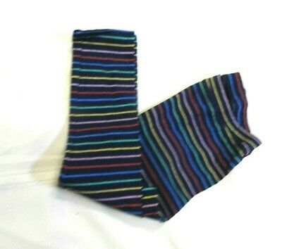 Gymboree Girls Leggings Navy Striped Leggings Pants Size 3T New With Tags