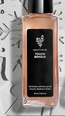 Younique behold luminous setting spray