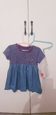 Girls Next Set Outfit Age 1.5-2 Years 18-24 Months