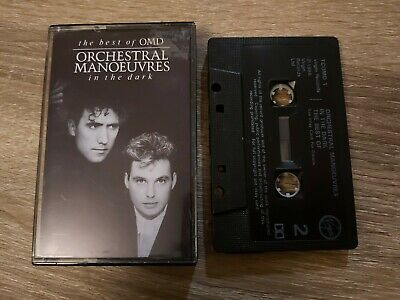 Vintage Orchestral Manoeuvres in the Dark The Best Of OMD Cassette Tape