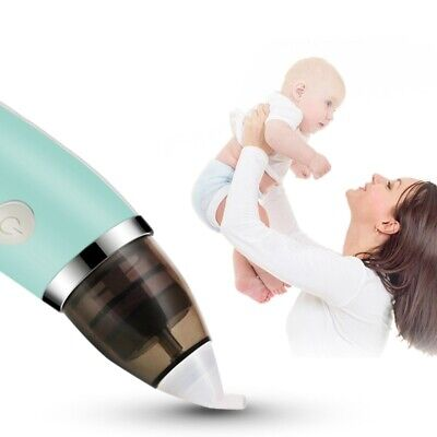Baby Electric Nasal Aspirator Hygienic Automatic Snot Sucker Nose Cleaner