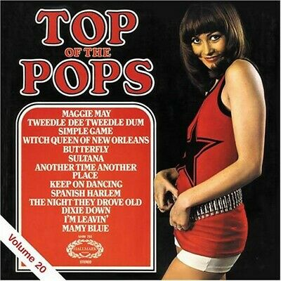 Various Artists : Top of the Pops Volume 20 CD (2003) FREE Shipping, Save £s