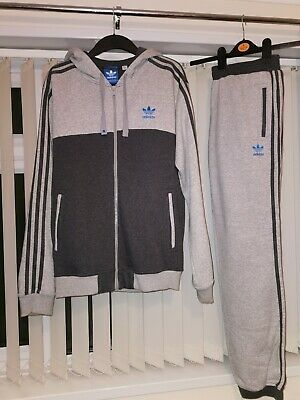 Adidas Original Tracksuit Mens Medium