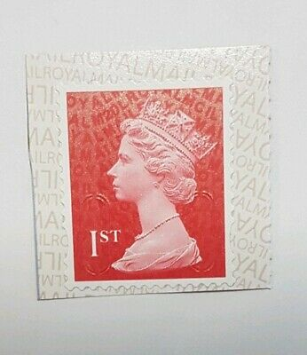 2020 U3027 1st Class Red M20L MCIL Machin SINGLE MINT STAMP SBP2u PB-Ls
