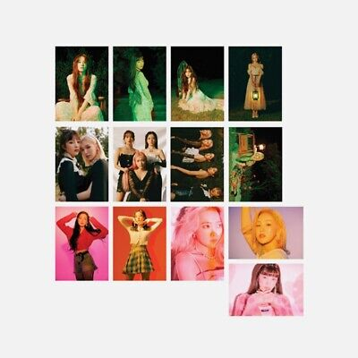 SM Town Red Velvet [The ReVe Festival FINALE] Official Postcard Book
