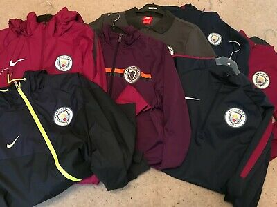 Selection of Manchester City Training Wear - Adult Size Small