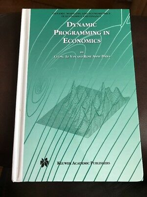 Dynamic Programming in Economics by Cuong Van, Rose-Anne Dana (Hardback, 2003)