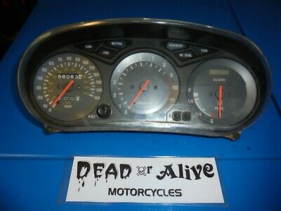 Yamaha Xj 900 Diversion (1995)    Clocks / Speedo