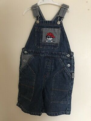 Next Boys Dungarees Age 3 Years