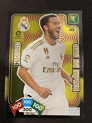 CARTA BALÓN DE ORO HAZARD adrenalyn XL 2020