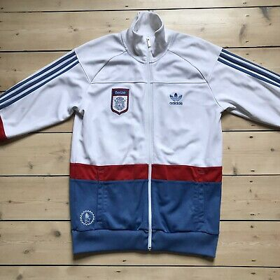 Adidas Originals Authentic Olympics 2004 Belize Team Track Jacket (Medium)