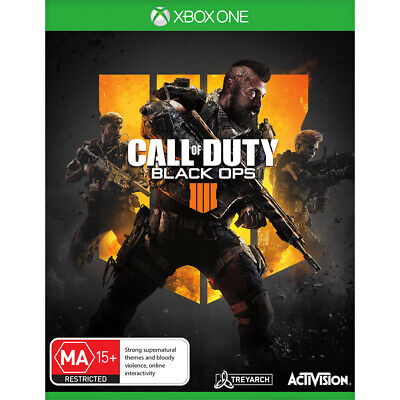 Call of Duty: Black Ops 4 preowned - Xbox One - PREOWNED