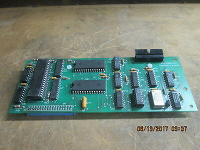 Hurco Ultimax Graphics Board, 415-0220-001_USED_AS-IS_BEST DEAL!_$$$_MUST GO!~