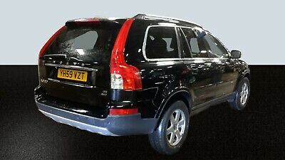 2009/59 Volvo Xc90 2.4 D5 Active G/T - 1F/Owner, 1/2 Leather, 7 Seats, Fabulous