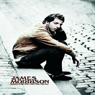 James Morrison - Songs For You Truths For Me-Deluxe Edition New Cd