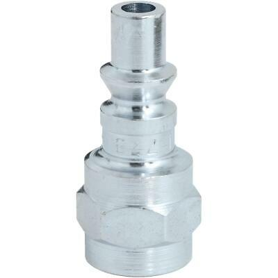Milton 1/4 In. MPT Steel-Plated A-Style Plug S-778  - 1 Each