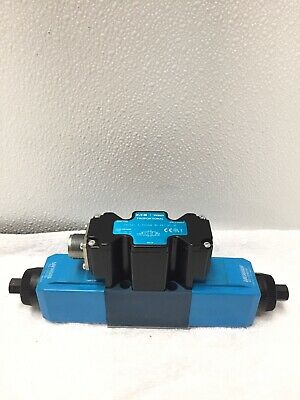 Eaton Vickers Solenoid Operated Hydraulic Valve 02-124030
