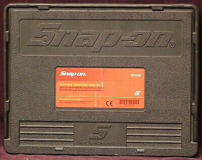 Snap-on (EEPV500) Automotive Compression Gauge Set
