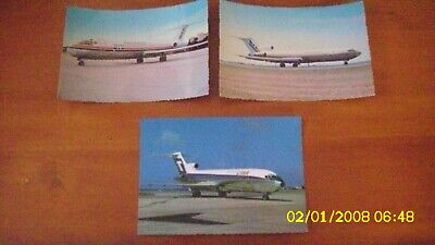 ANSETT, TRANS AUSTRALIA AIRLINES, & OTHERS AIRLINE ISSUED POSTCARDS (14 in all)
