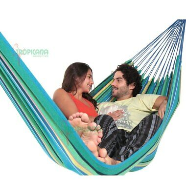 Double Rio Hammock Supports 2 persons Toucan