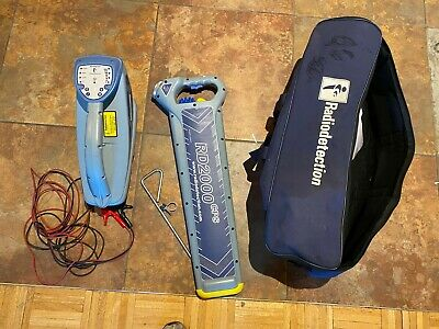 Radiodetection RD4000 and RD2000 CPS  Transmitter