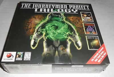 The Journeyman Project Trilogy - PC game English - sealed