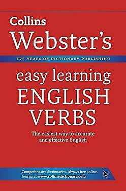 Collins Webster's Easy Learning - English Verbs