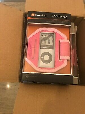 Lot Of 5 XtremeMac Sportwrap. Lightweight Armband. Pink
