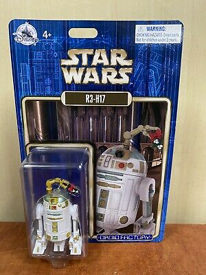 Disney Parks 2017 Star Wars R3-H17 Christmas Holiday Droid Factory