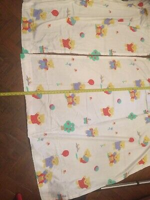 teddy bear curtains Mothercare