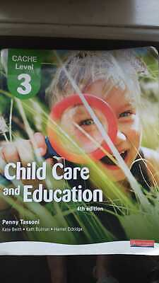 Childcare and Education 4th Edition by Penny Tassoni