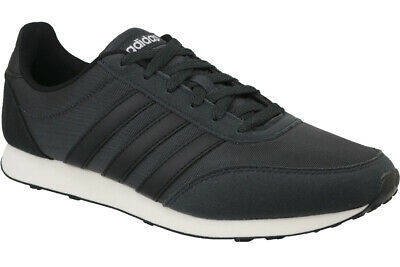 Adidas V Racer 2.0 B75799 sneakers Noir, Homme, Synthétique