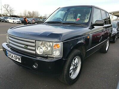2004/54 Land Rover Range Rover 2.9 Td6 Vogue - Sunroof, Leather, Alloys, Nice