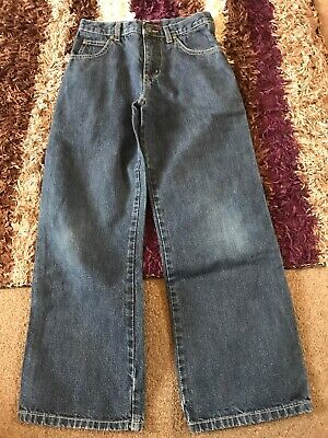 Boys NEXT Regular Fit Jeans. 9 Years. Mid Blue