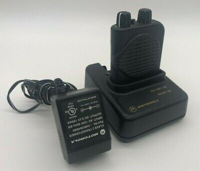 Motorola Minitor IV (4) VHF 2-Channel Pager 151-159 MHz