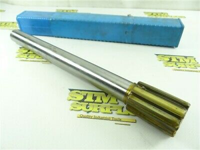 Freshly Sharpened Hannibal Straight Shank Carbide Tipped Expansion Reamer 1-3/8""