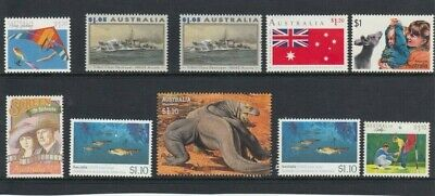 Australian Discount Postage Stamps - Mint Full Gum $550 FV @ 5 stamps per $5.50
