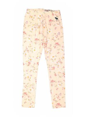 Abercrombie & Fitch Girls Pink Leggings 9