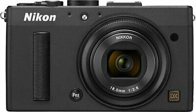 Nikon COOLPIX A 16.2MP Digital Camera ***NEW IN BOX***  - Black