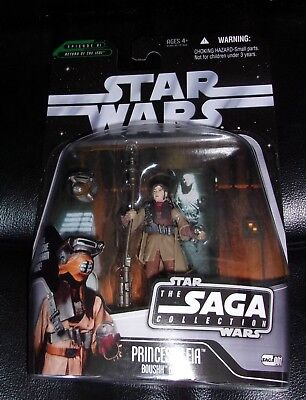 2006 Star Wars. The Saga Collection 001. Princess Leia