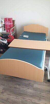 Malibu Eco 4 Section Bed With Full Central Locking And Wall Protector With Table