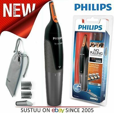 Philips Trimmer For Nose-Nasal-Ear-Eyebrow-Hair Grooming Kit Series 3000 NT3160
