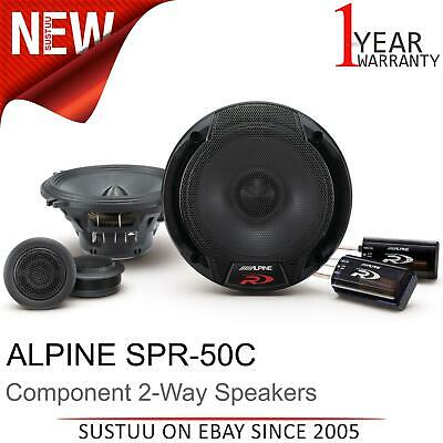 """Pioneer TS-A133Ci 13cm 5.25/"""" 2-Way Car Component Speakers 300W"""