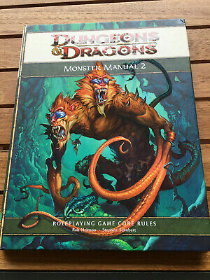 Dungeons & Dragons 4th Edition - Monster Manual 2